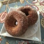 Homemade Cinnamon Donuts, findingourwaynow.com