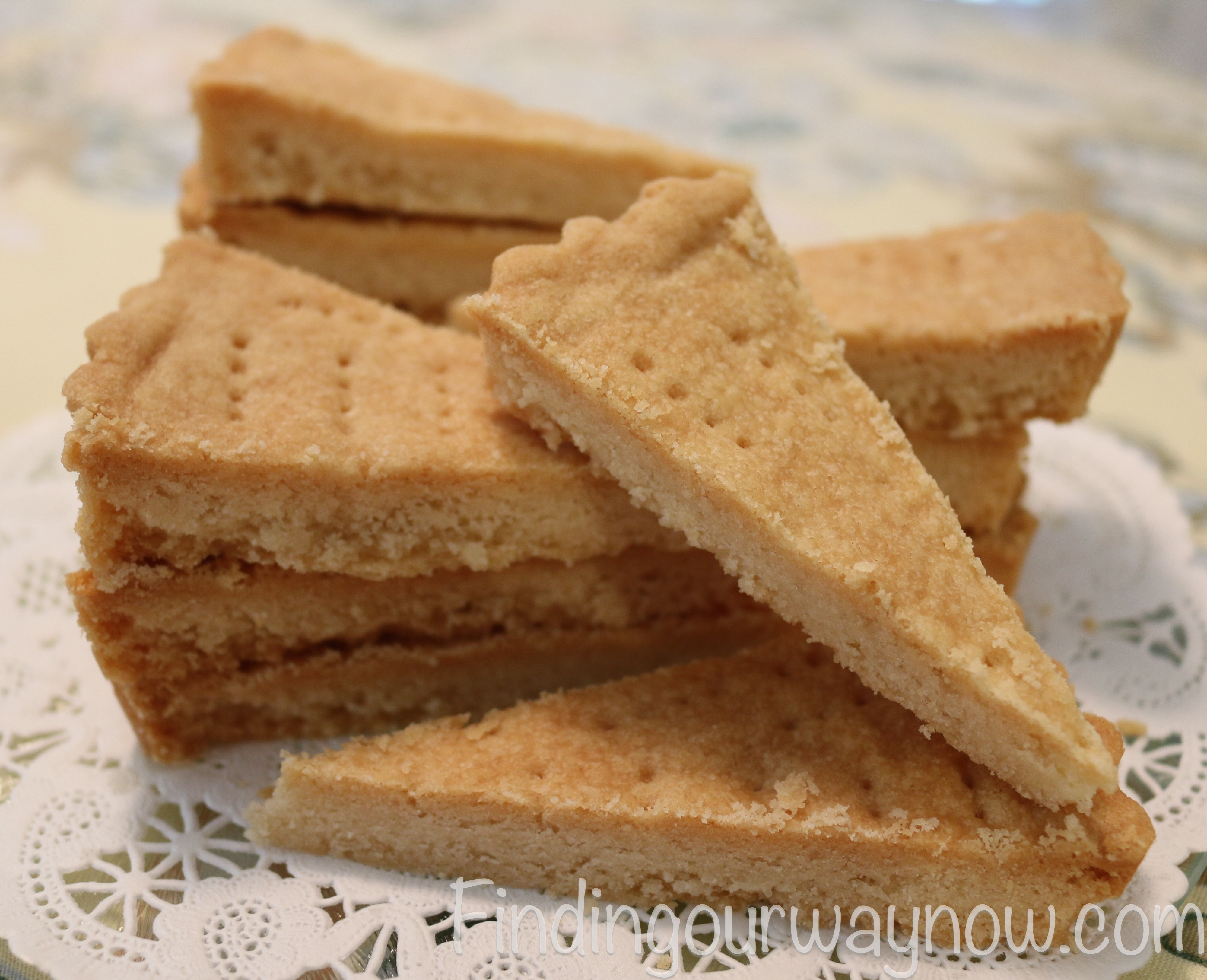 Scottish Shortbread Recipe Recipe Finding Our Way Now