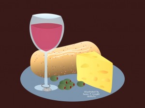 Wine and Cheese Pairings, findinourwaynow.com