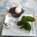 Chocolate Pots - Elegantly Simple: #Recipe