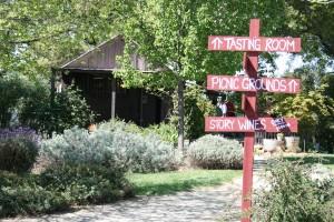 Story Winery, findingourwaynow.com