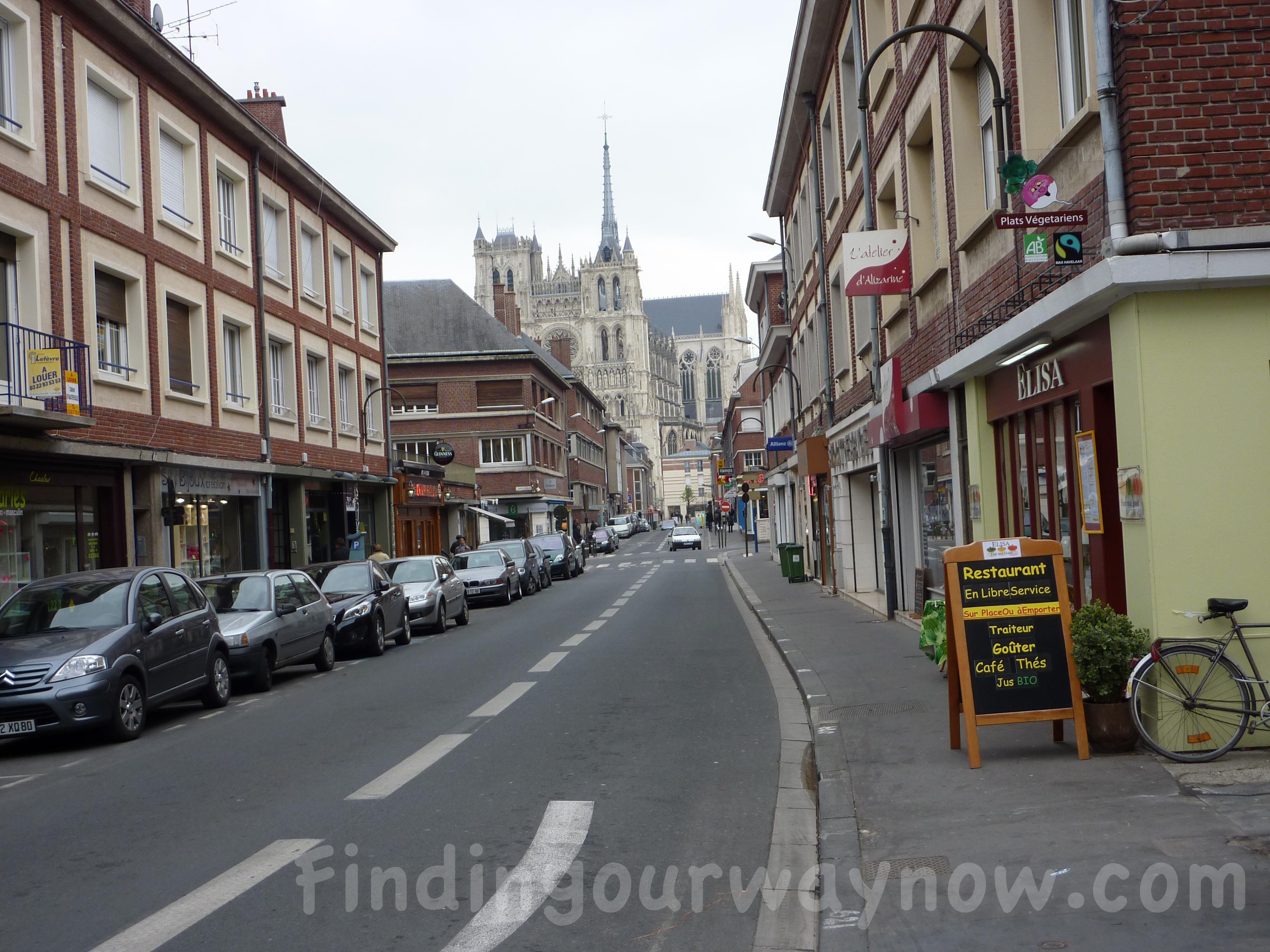 Sightseeing in France - Week 1 , findingourwaynow.com