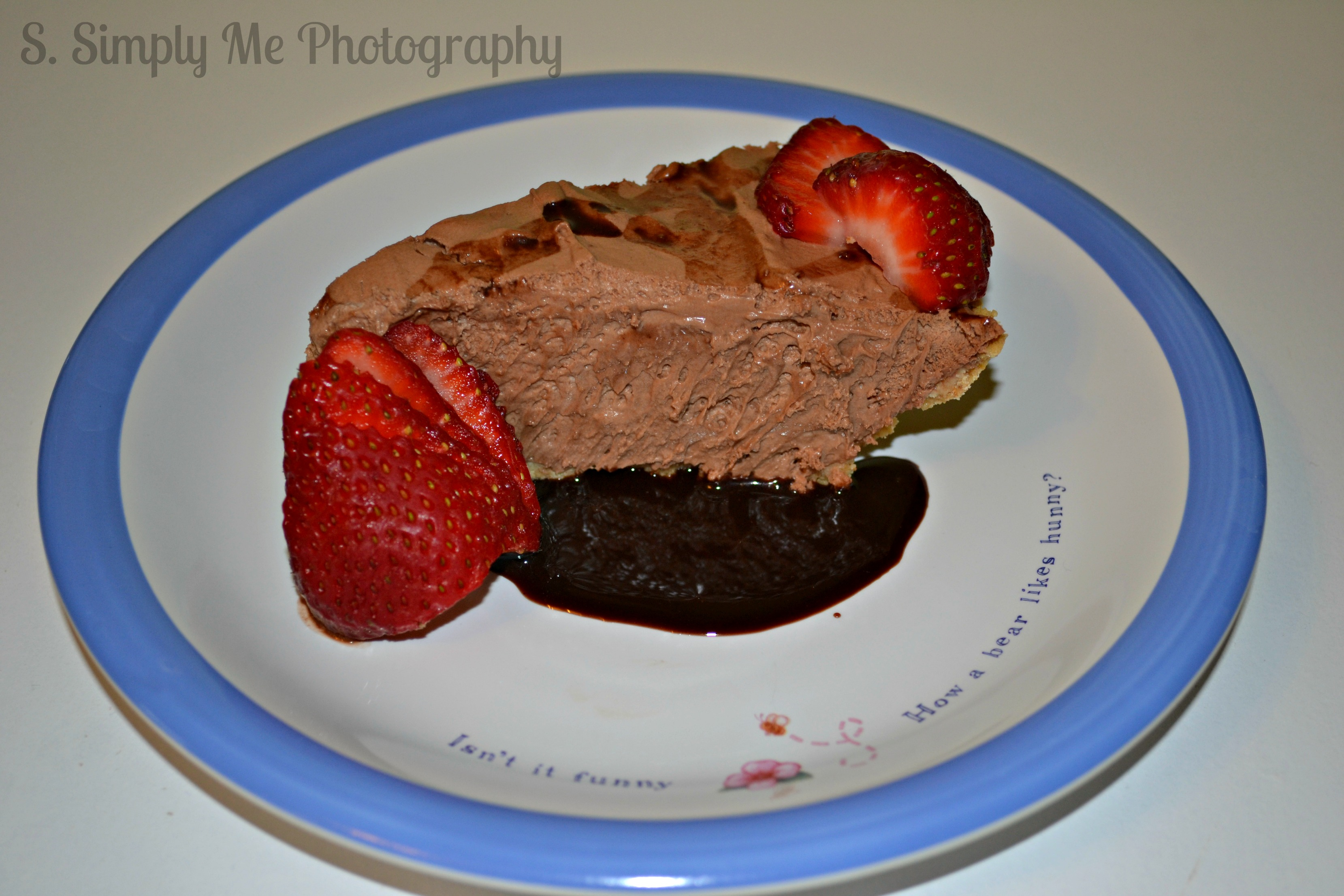 Chocolate Mousse Pie Recipe: Guest Post By Sarah: Simply Me - Finding ...
