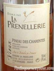 Pineau des Charentes, findingourwaynow.com