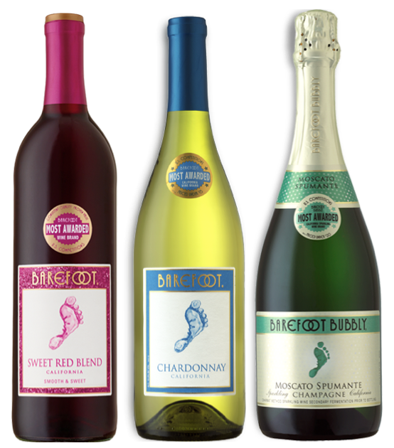 Barefoot Wines and Bubbly: #Wines - Finding Our Way Now