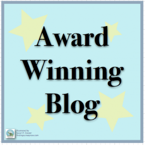 Award Winning Blog Wins More Awards. findingourwaynow.com