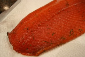 Three Day Gravlax, findingourwaynow.com