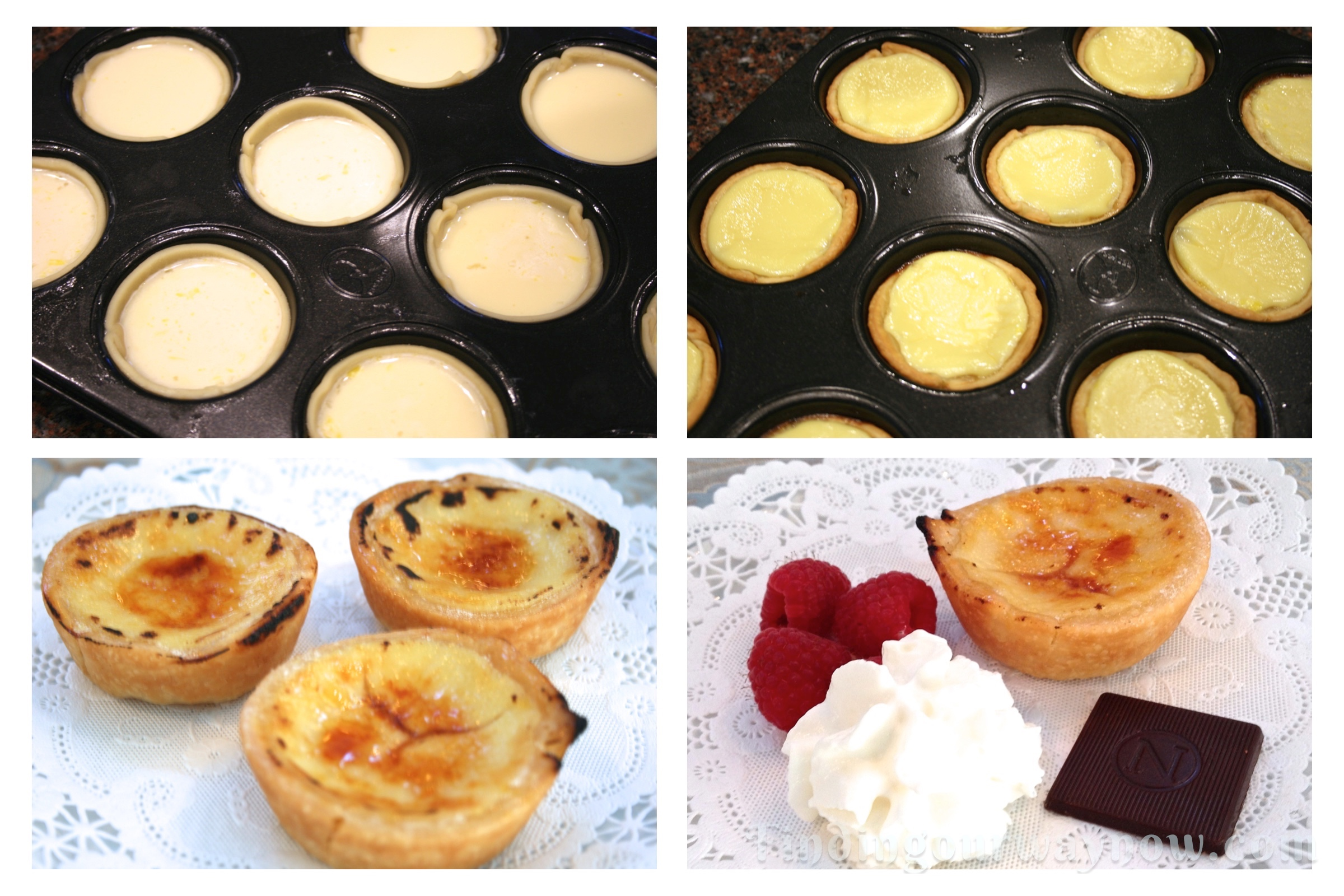 Mini Creme Brulee Tarts Recipe Finding Our Way Now