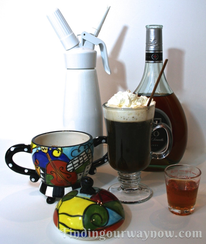Original Irish Coffee, findingourwaynow.com