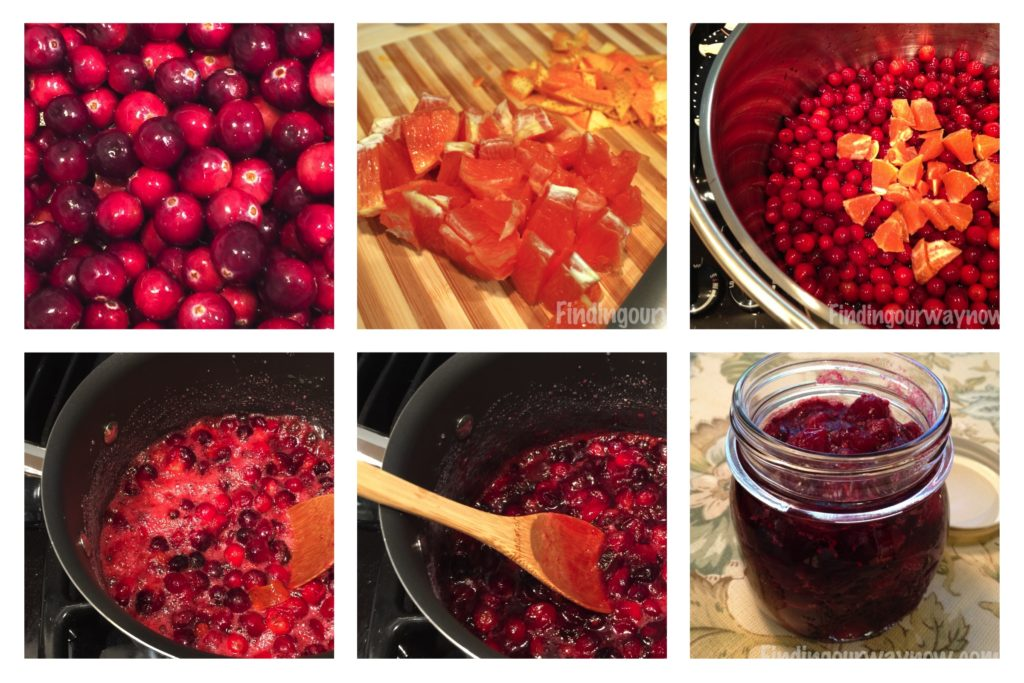 Port Wine Cranberry Sauce, findingourwaynow.com
