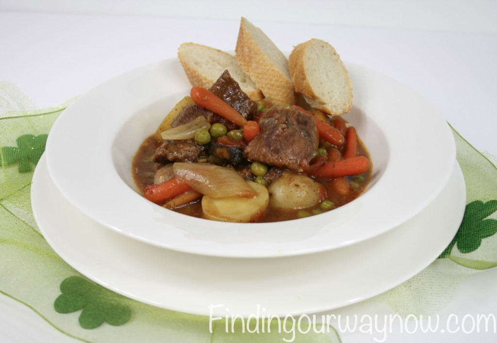 Irish Beef Stew, findingourwaynow.com