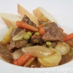 Irish Beef Stew, findingourwaynow.com