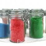 Homemade Colored Sugar, findingourwaynow.com