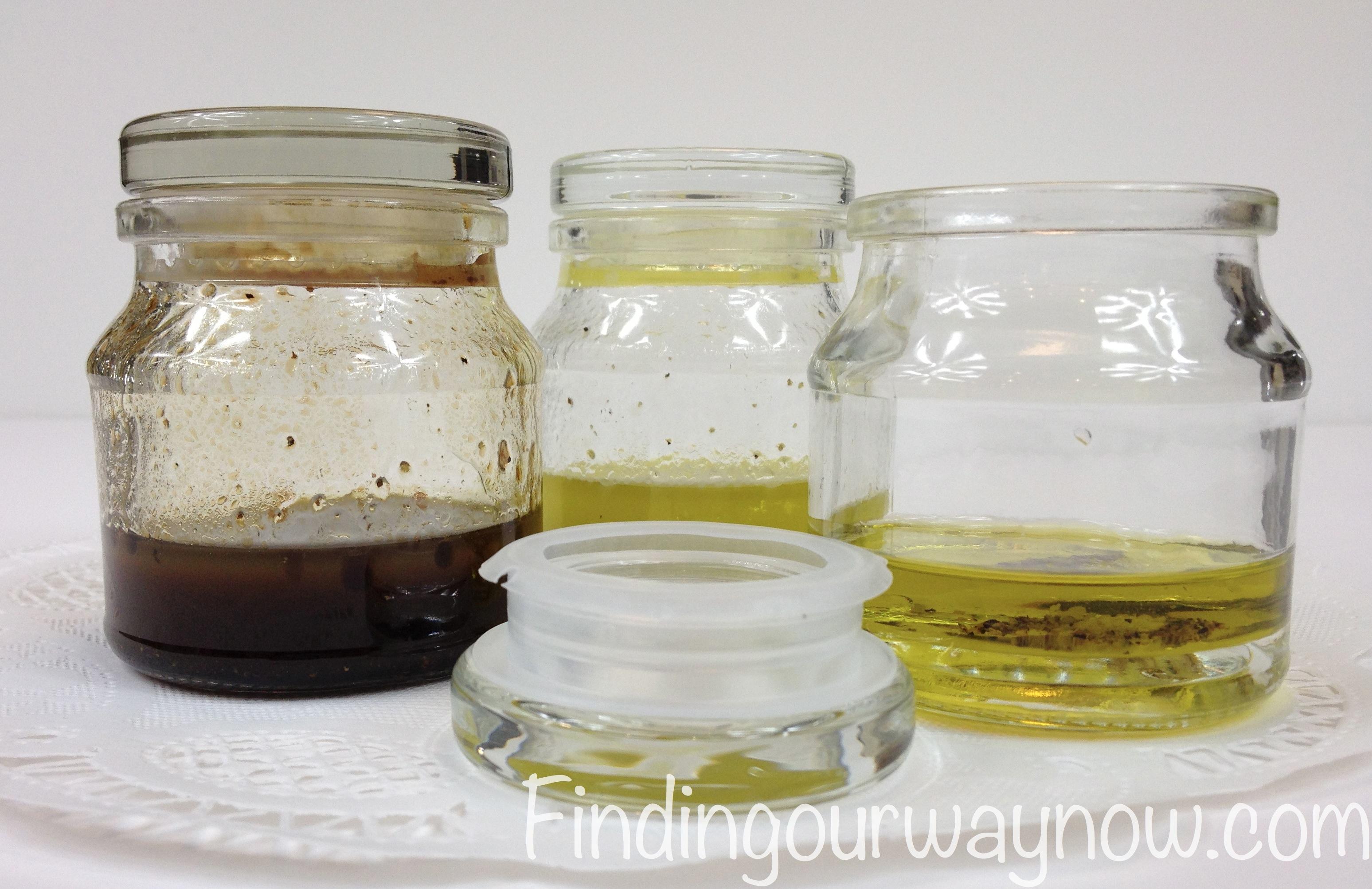 Homemade vinaigrette dressing recipe finding our way now - Homemade vinegar recipes ...