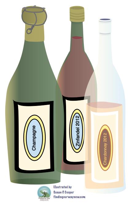 My Wine Page, findingourwaynow.com