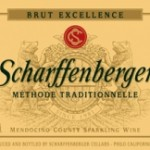 Scharffenberger Cellars Brut Excellence, findingourwaynow.com