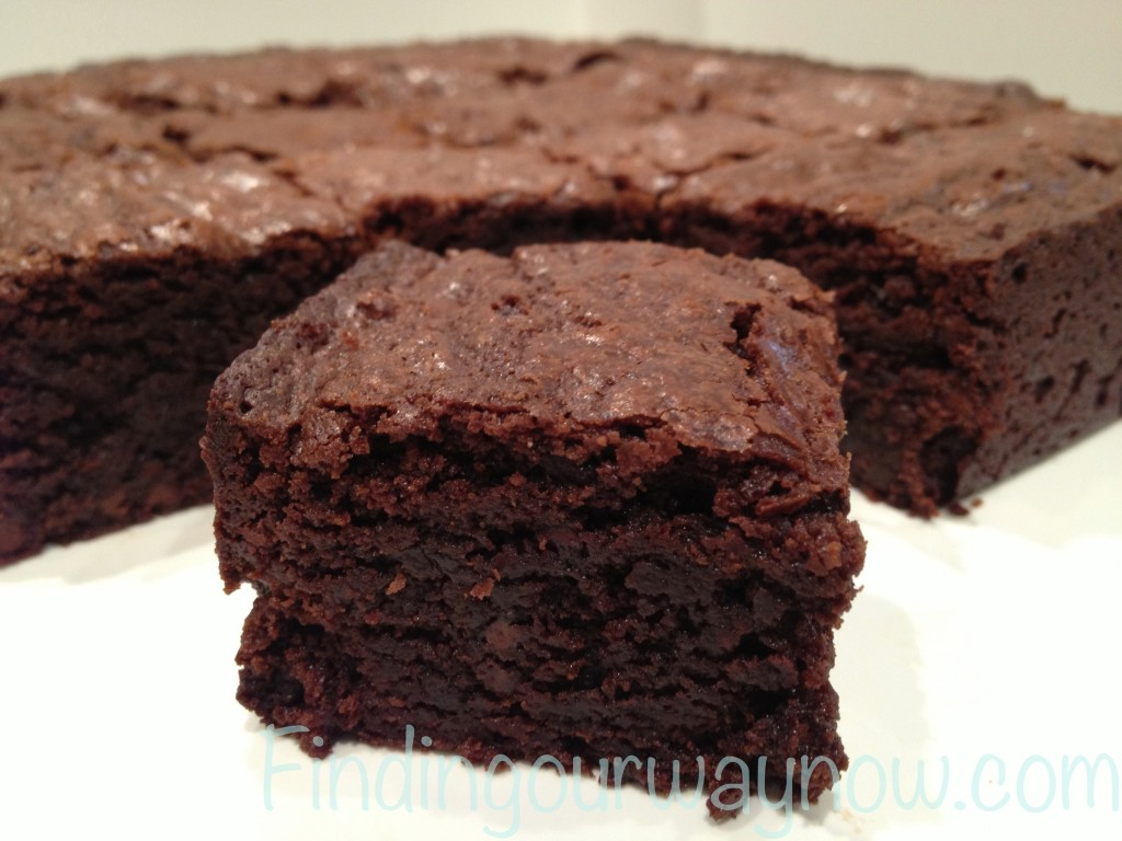 Homemade Brownie Mix, findingourwaynow.com