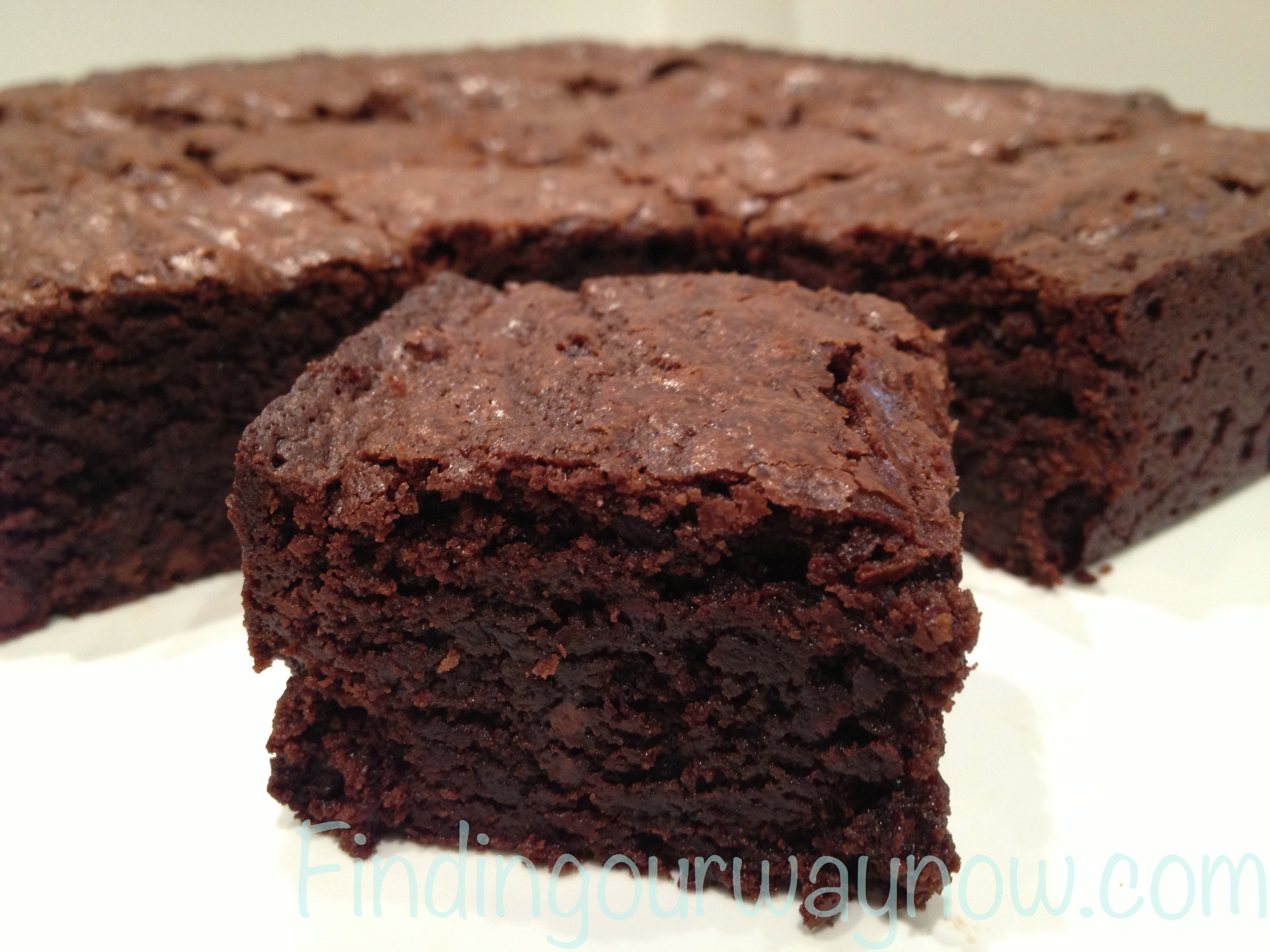Homemade Brownie Mix: Recipe - Finding Our Way Now