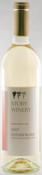 Story Winery Chenin Blanc, findingourwaynow.com
