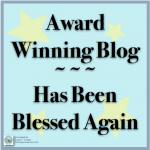 Award Winning Blog, findingourwaynow.com