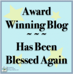 Award Winning Blog, findingourwaynow.com
