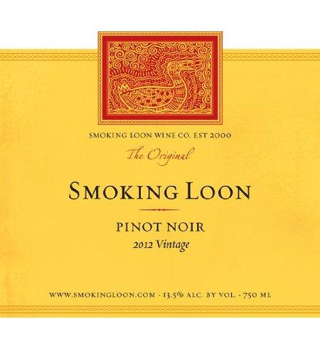Smoking Loon Pinot Noir, findingourwaynow.com