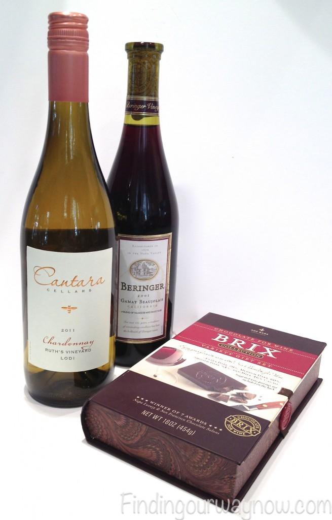 Chocolate and Wine Pairings, findingourwaynow.com