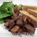 Beef Tips With Mushrooms, findingourwaynow.com