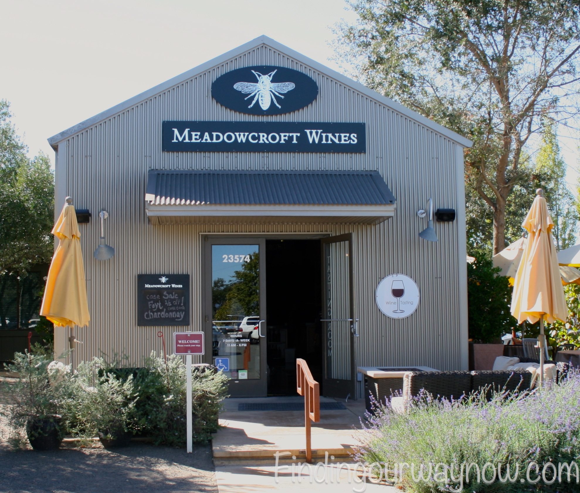 Meadowcroft Wines 2011 Chardonnay Wine Finding Our Way Now