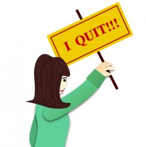 When To Quit, findingourwaynow.com