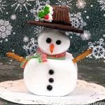 Marshmallow Snowmen, findingourwaynow.com