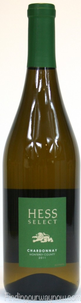 Hess Chardonnay, findingourwaynow.com