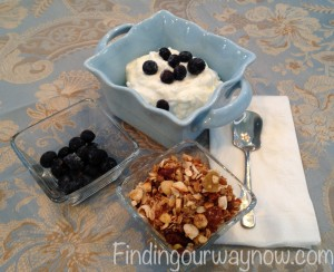 Homemade Yogurt, findingourwaynow.com