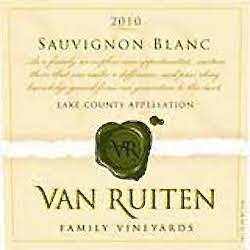 Van Ruiten Sauvignon Blanc, findingourwaynow.com