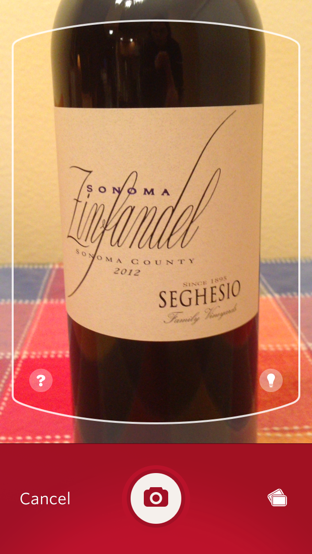 Image of Vivino Wine Scaner