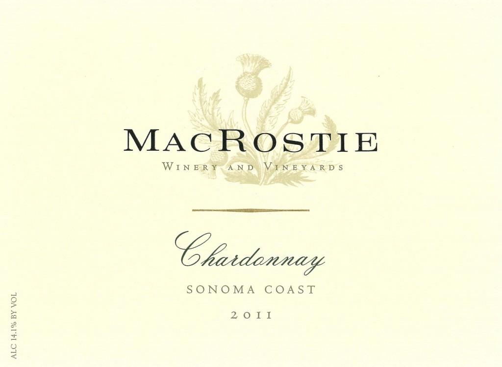 MacRostie Chardonnay 2011, findingourwaynow.com