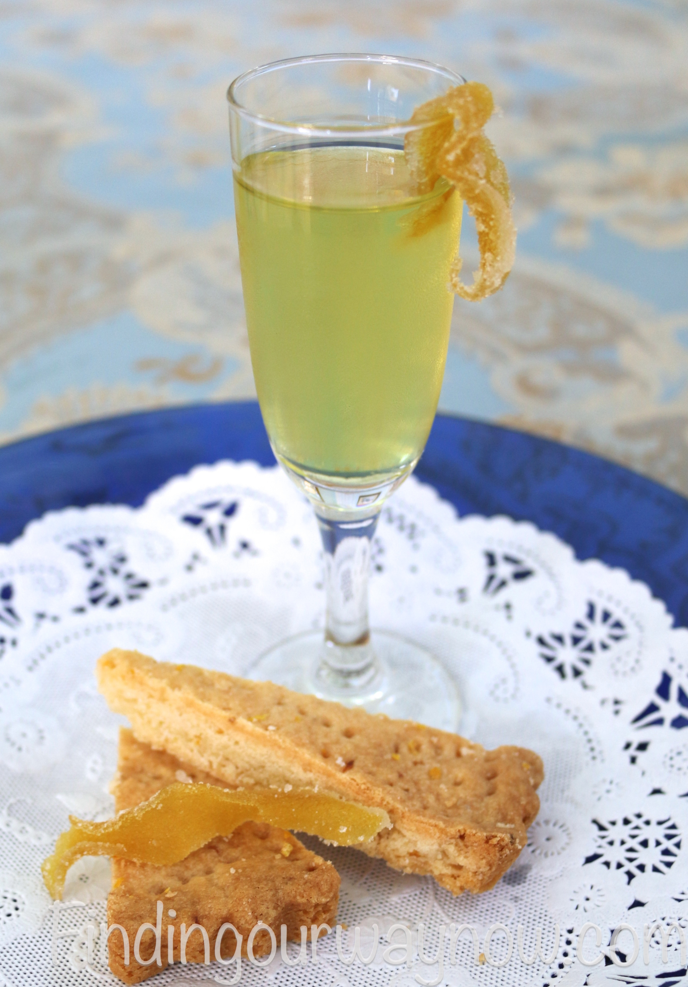Homemade Limoncello: #Recipe - Finding Our Way Now