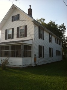 Ghost Stories From an Old House, findingourwaynow.com