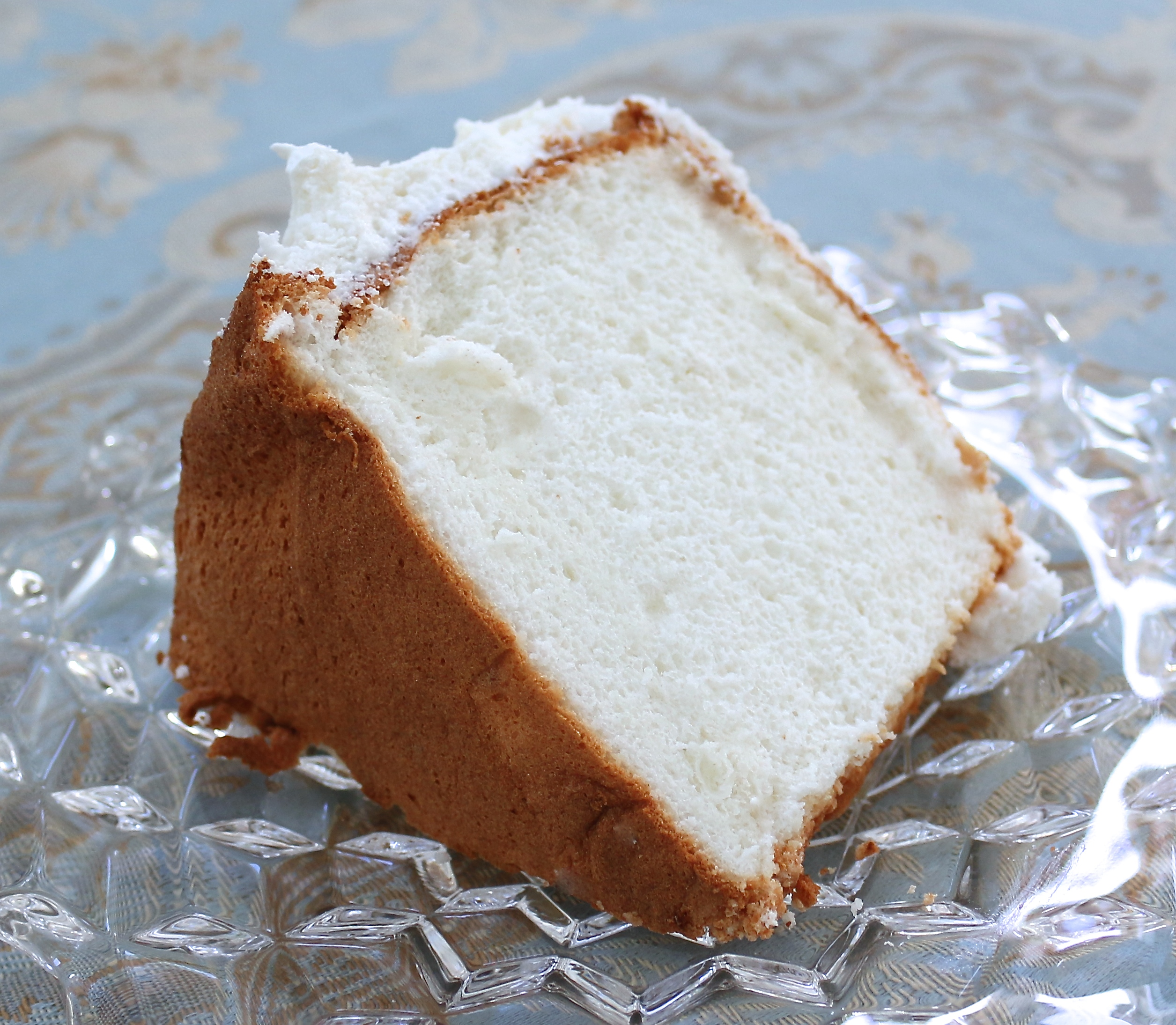 Recipe For Angel Food Cake Without Cream Of Tartar