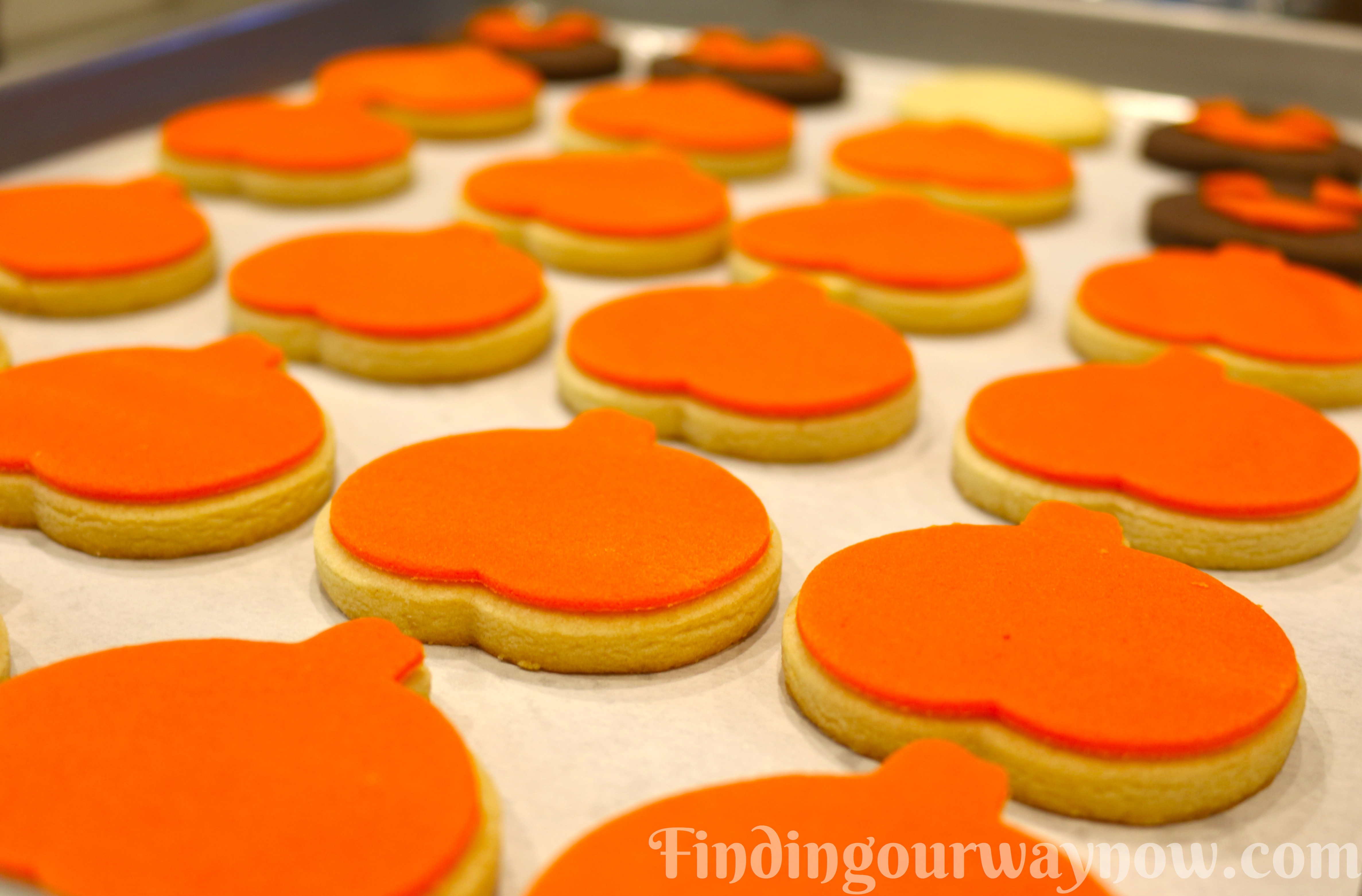 Homemade Halloween Cookies: Recipe - Finding Our Way Now