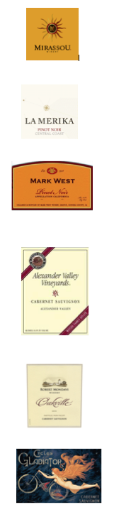 Celebration Wines Recommendations, findingourwaynow.com