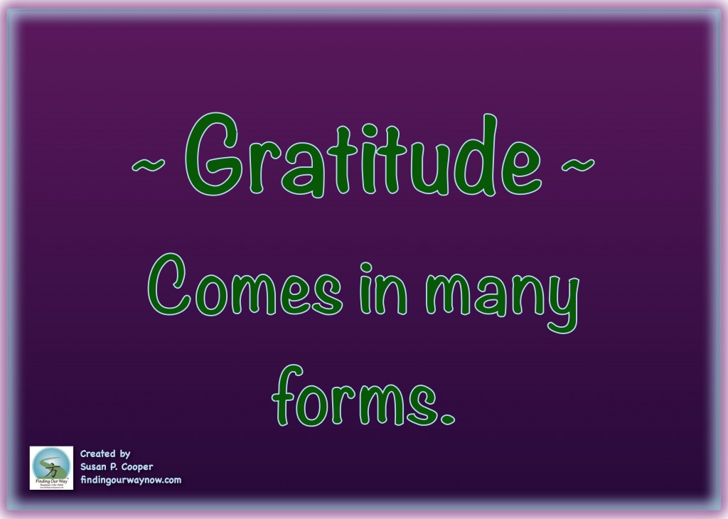 Grateful, findingourwaynow.com