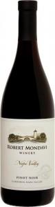 Robert Mondavi Winery Napa Valley Pinot Noir, findingourwaynow.com