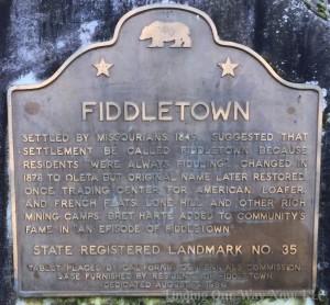 Fiddletown Cellars Old Vine Zinfandel, findingourwaynow.com