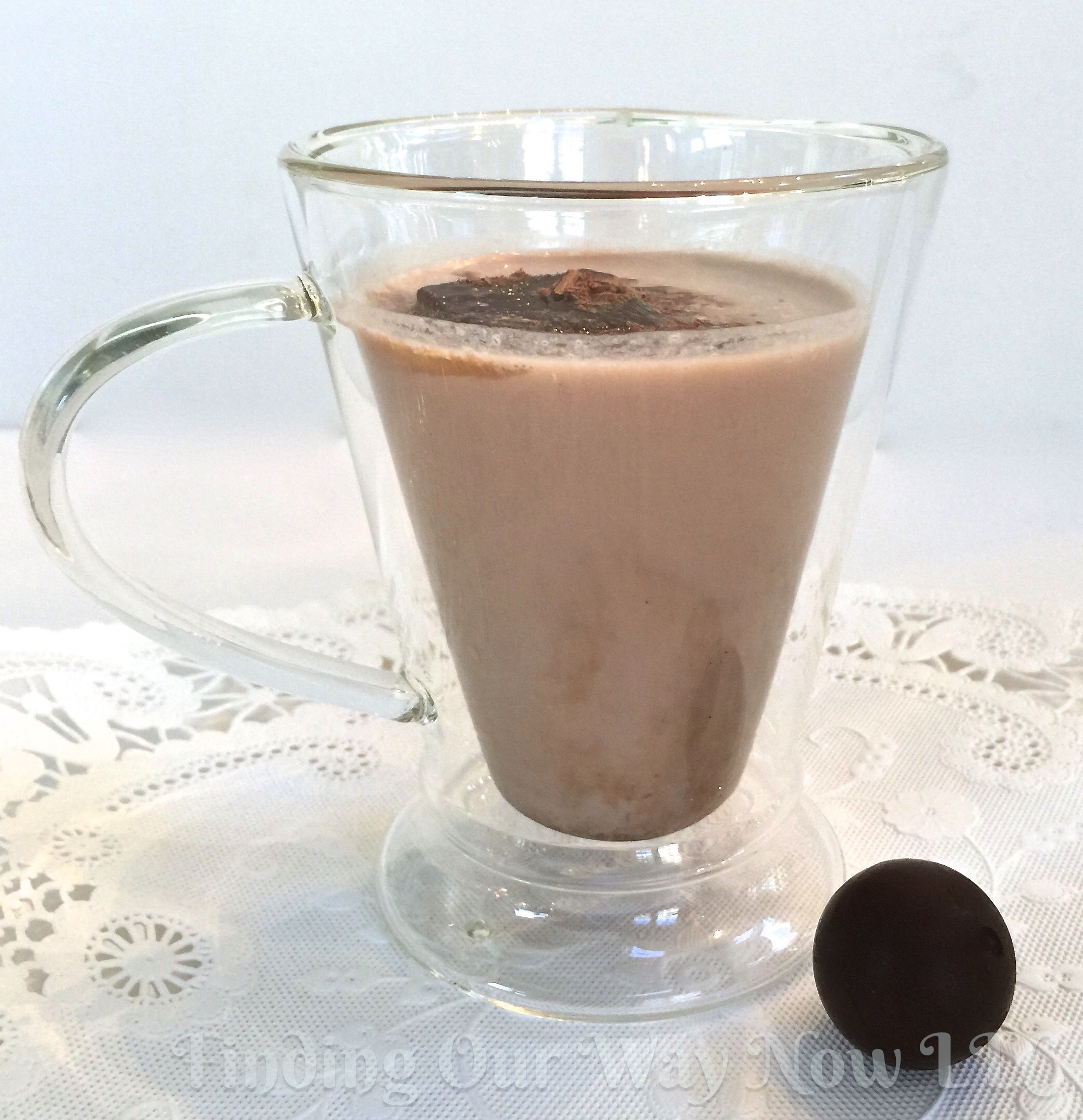 White Chocolate Mocha Cocktail: #Recipe - Finding Our Way Now