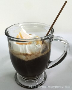 Irish Coffee With Honey, findingourwaynow.com