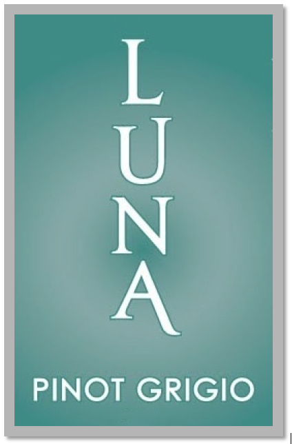 Luna Vineyards Pinot Grigio, findingourwaynow.com