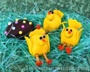 Marshmallow Baby Chicks, findingourwaynow.com