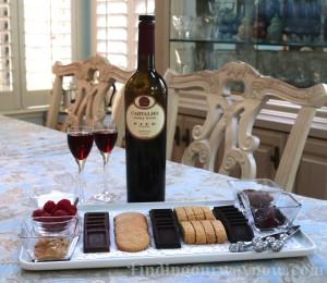Chocolate Tasting Board, findingourwaynow.com