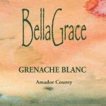 Bella Grace Vineyards Grenache Blanc, findingourwaynow.com